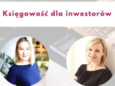 Księgowość dla inwestorów (i nie tylko)